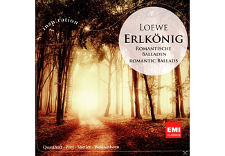 Thomas Quasthoff, Hermann Prey - Erlkönig - (CD)
