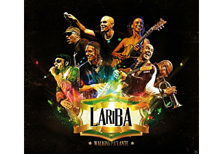 Lariba - Walking Pa'lante - (CD)