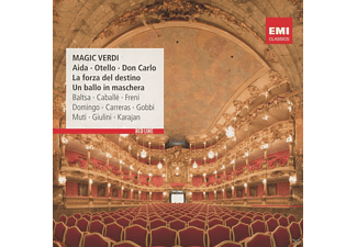VARIOUS - Magic Verdi [CD]