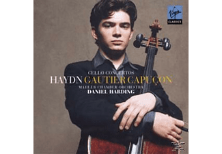 Gautier Capucon - Haydn: Cello Concertos - (CD)