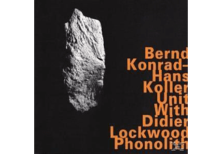 Bernd Konrad - Hans Koller Unit - Phonolith - (CD)