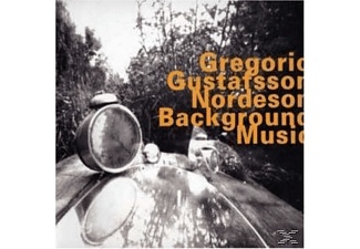 Gregorio - Background Music - (CD)
