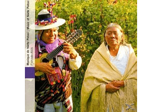Florindo Alvis - Bolivie.Musique De Norte Potosi - (CD)