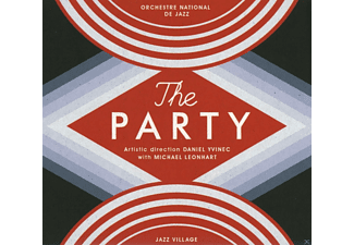 Yvinec Daniel, Orchestre National De Jazz - The Party - (CD)