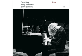 Carla Bley, Andy Sheppard, Steve Swallow - Trios - (CD)