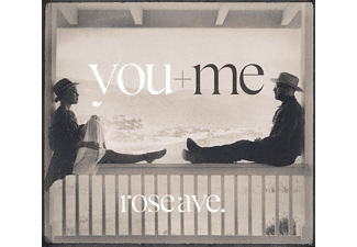 You & Me - Rose Ave. [CD]