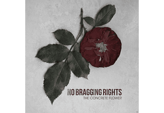 No Bragging Rights - The Concrete Flower - (CD)