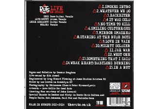 Ruts Dc - Live On Stage - (CD)