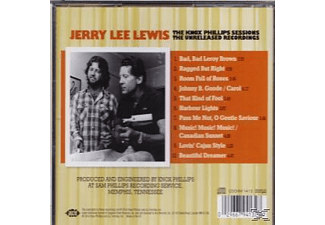 Jerry Lee Lewis - Knox Phillips Sessions - The Unreleased Recordings - (CD)