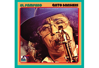 Gato Barbieri - El Pampero [CD]