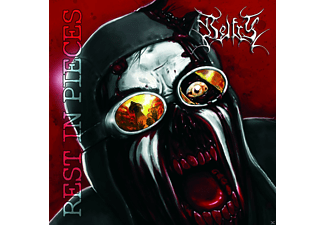 Belfry - Rest In Pieces - (CD)