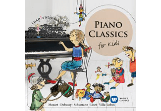 Helen Huang - Piano Classics For Kids (CD)