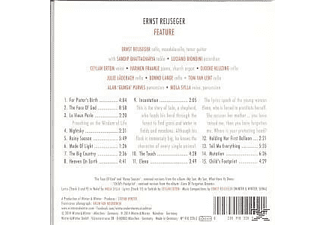 Ernst Reijseger - Feature - (CD)