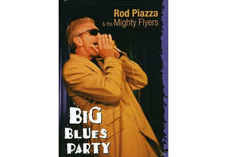 Rod Piazza, The Mighty Flyers - Big Blues Party - (DVD)