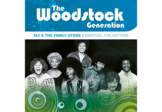 Sly & the Family Stone - The Woodstock Generation - Essential Collection - (CD)