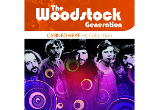 Canned Heat - The Woodstock Generation - Hit Collection - (CD)