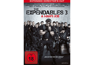 The Expendables 3-A Man´s Job (Uncut) - (DVD)