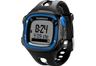 GARMIN Forerunner 15 Large  Black & Blue - (GA-010-01241-10)