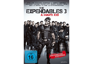 The Expendables 3 - A Man's Job - Ungeschnittene Kinofassung [DVD]