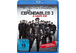 The Expendables 3 - A Man's Job - Ungeschnittene Kinofassung [Blu-ray]