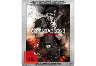 The Expendables 3 - A Man's Job (EXT. DIR. UNCUT) - (Blu-ray)