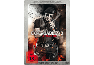 The Expendables 3 - A Man´s  Job (Ext. Director Cut) - (DVD)