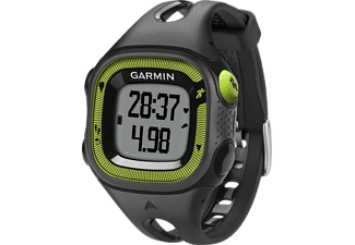 GARMIN Forerunner 15 Small  Black & Green - (GA-010-01241-30)