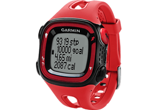 GARMIN Forerunner 15 Large  Red & Black - (GA-010-01241-11)