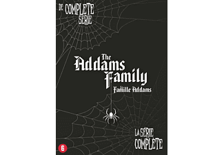 The Addams Family - De Complete Serie | DVD