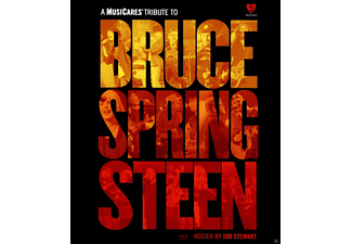 VARIOUS - A Musicares Tribute To Bruce Springsteen - (Blu-ray)