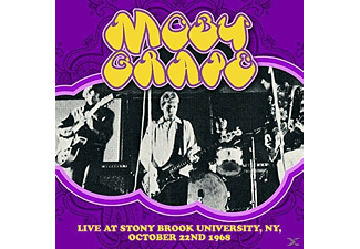 Moby Grape - Live At The Stony Brook University, Ny, October 22 - (Vinyl)