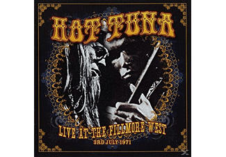 Hot Tuna - Live At The Fillmore West 3rd July 1971 [Vinyl]