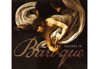 VARIOUS - Masters Of Baroque - (CD)
