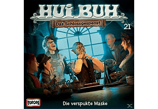SONY MUSIC ENTERTAINMENT (GER) HUI BUH 21: Die verspukte Maske