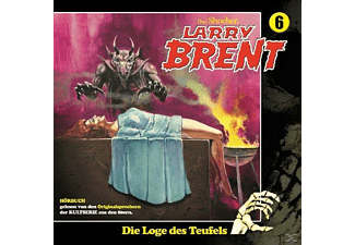 SOULFOOD MUSIC DISTRIBUTION Larry Brent 06: Die Loge des Teufels