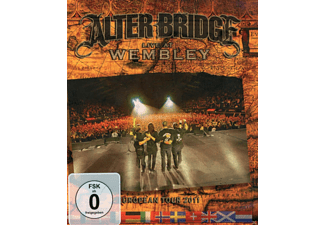Alter Bridge - LIVE AT WEMBLEY-EUROPEAN TOUR 2011 - (CD + Blu-ray Disc)