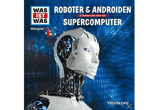 Was Ist Was - Folge 07: Roboter & Androiden/Supercomputer - (CD)