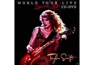 Taylor Swift - Speak Now World Tour Live [CD + DVD Video]