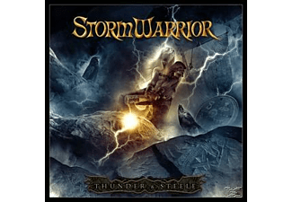 Stormwarrior - Thunder & Steele (Ltd. Gatefold) [Vinyl]