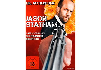 Jason Statham - Action Box [DVD]