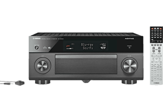 yamaha av receiver verst rker rx a2040 schwarz mediamarkt. Black Bedroom Furniture Sets. Home Design Ideas