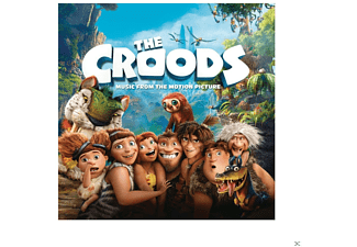 Owl City, Yuna, London Voices - The Croods - Music From The Motion Picture [CD]