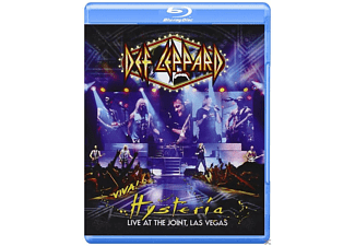 Def Leppard - Viva! Hysteria - Live At The Joint, Las Vegas - (Blu-ray)