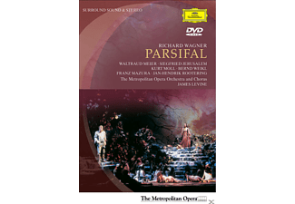 VARIOUS, The Metropolitan Opera Orchestra And Chorus - PARSIFAL (GA) [DVD]
