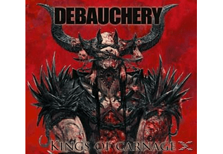 Debauchery - Kings Of Carnage (Ltd.Gatefold) [Vinyl]