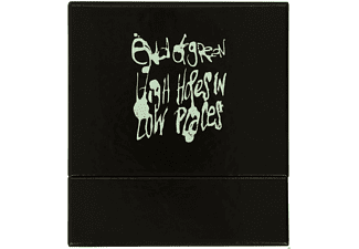 End Of Green - High Hopes In Low Places (Ltd. 2 Cd Box + Cd Wallet) - (CD)