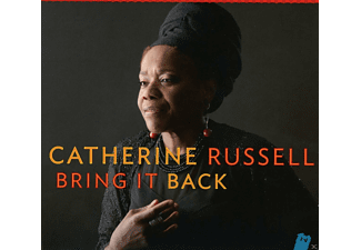 Catherine Russell - Bring It Back - (CD)