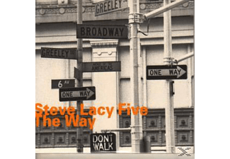 Steve Lacy Five - The Way - (CD)