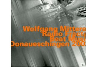 Wolfgang Mitterer - Radio Fractal, Beat Music Live At Donaueschingen 2 - (Maxi Single CD)