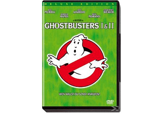 Ghostbusters I & II [DVD]
